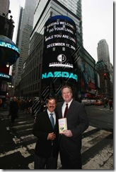 David and Rick on NASDAQ