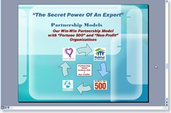 Partnership Models - Fortune 500   Non Profits - FirstFrame